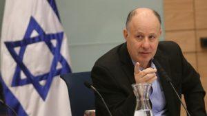Israeli Minister Tzachi Hanegbi