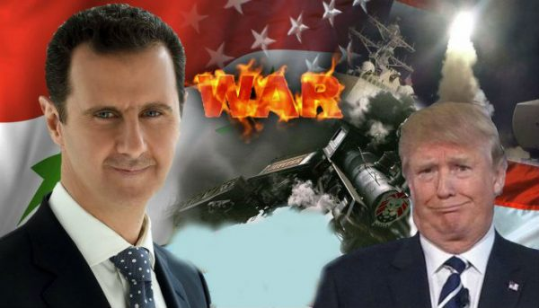 The Trump administration has decided last year to halt the CIA's covert program to equip and train the rebel groups fighting the government of Syrian dictator Bashar al-Assad, to improve US relations with Russia which along with Iranian-supported groups has largely succeeded in preserving Assad's government in the six-year-civil war.