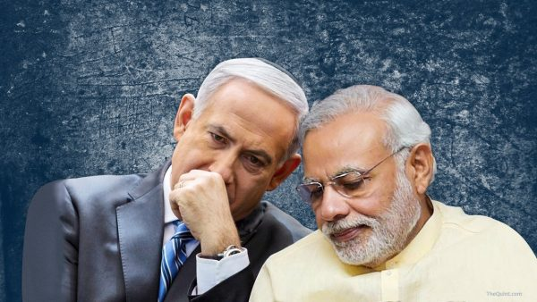 Prime Minister Modi's visit to Israel was marked by optics with few deliverables and marking India's departure on Palestine policy.