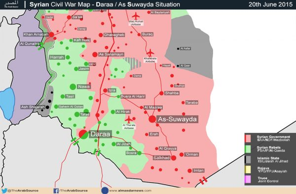 US, Russia reach deal on Syria cease-fire in Daraa, Quneitra ...