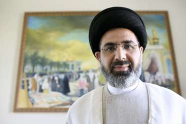 Imam Sayed Moustafa Al-Qazwini