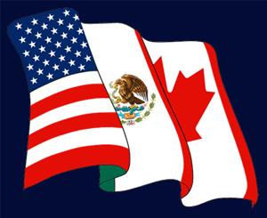 NAFTA FLAGS