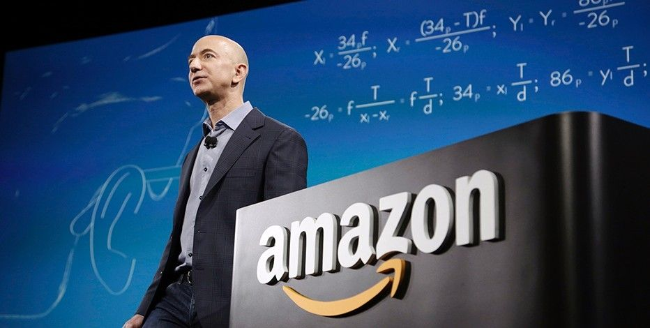 WP amazon chief bezos
