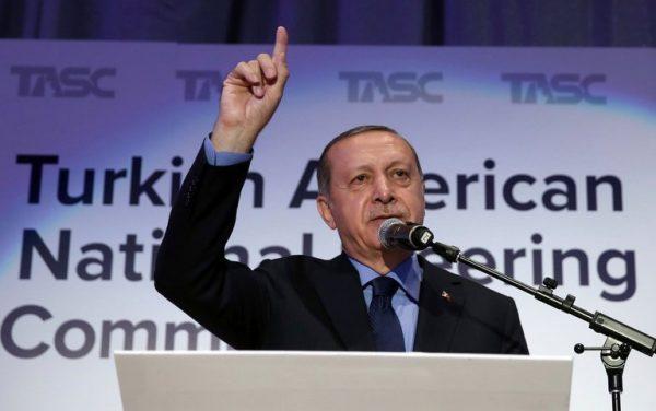 erdogan NYC