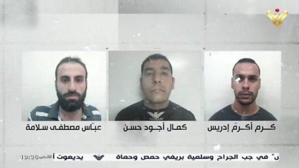 3 Lebanese spied for Israel
