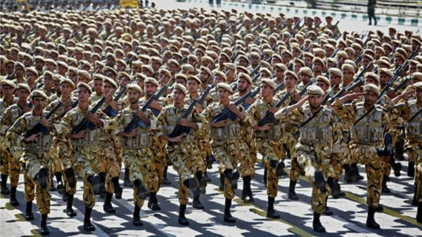 The Iranian Revolutionary Guards