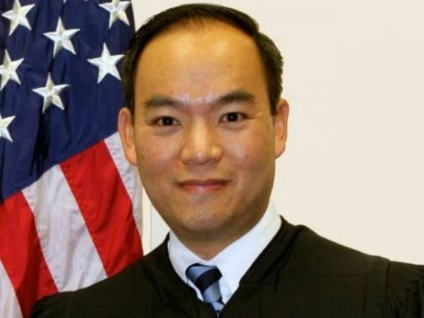U.S. District Court Judge Theodore Chuang