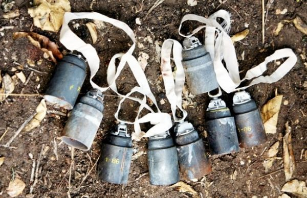 "Unexploded Israeli cluster bombs found in south Lebanon""What we did was insane and monstrous, we covered entire towns in cluster bombs,"" the head of an IDF rocket unit in Lebanon said regarding the use of cluster bombs and phosphorous shells during the 2006 war."