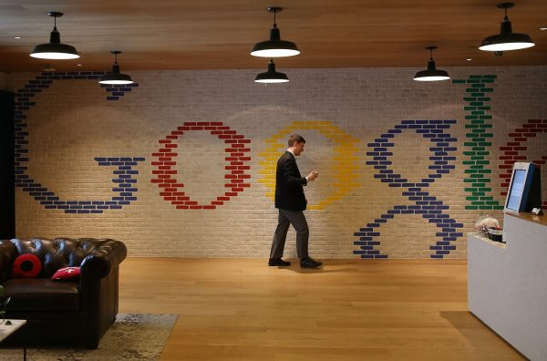 Google is cooperating with a congressional investigation into Russian meddling in the 2016 election and has for the first time uncovered evidence that Russian operatives used the Internet giant's platforms in an effort interfere in the 2016 U.S. presidential election .Credit Mark Wilson/Getty Images