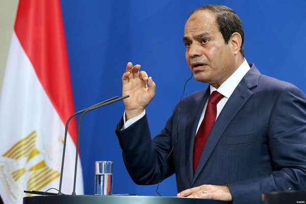 president-sisi- QATAR supporting terrorism
