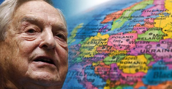 soros empire in europe