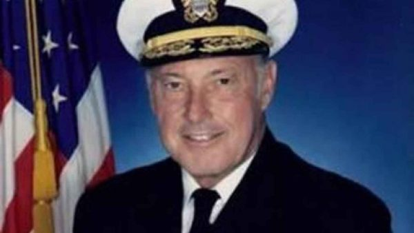 "Admiral James ""Ace"" Lyons, Jr."