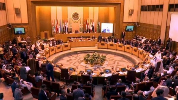 Arab league emergency session cairo