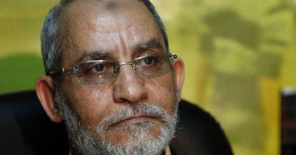 Brotherhood movement's Mohamed Badie