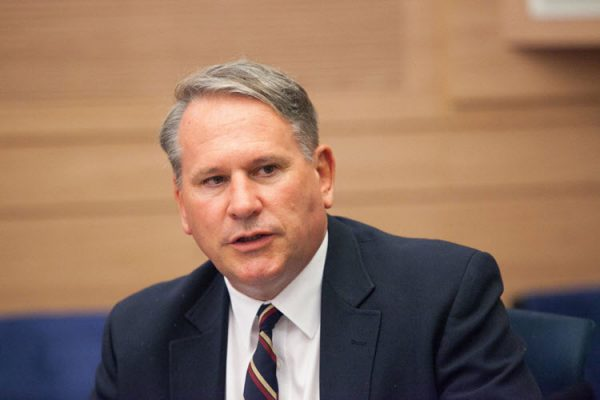 Colonel Richard Kemp, former head of the international terrorism team at the UK's Joint Intelligence Committee,