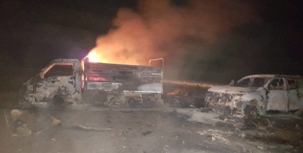 Deir_ez-Zor car bomb by ISIS