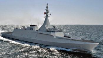 Gowind navy corvettes