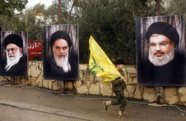 Hezbollah-Iran- influence