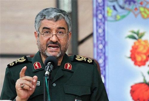 IRGC jafari