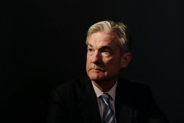 Jerome H. Powell, Chairman of the Federal Reserve's board