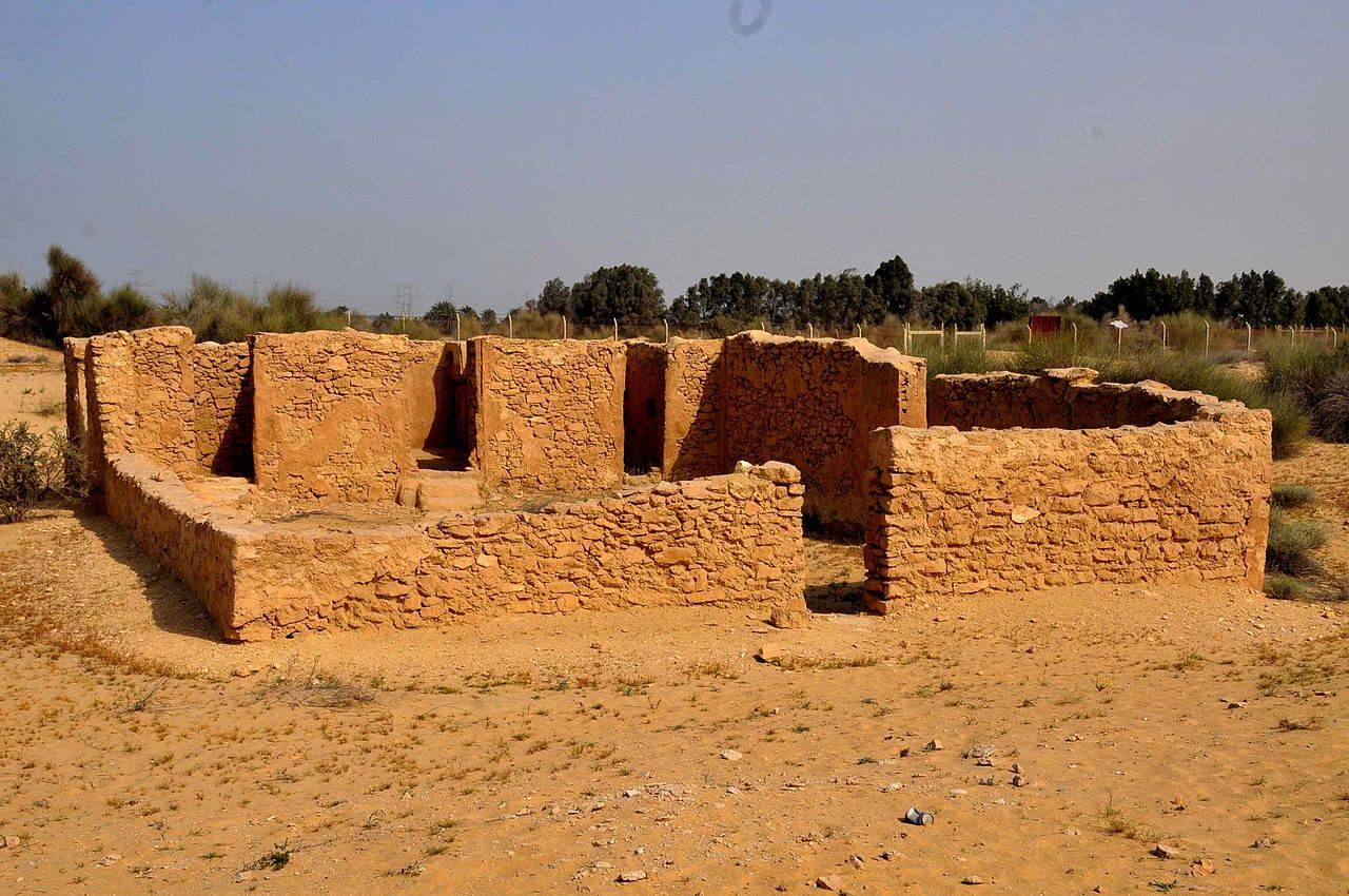 Jubail Church is a 4th-century church building near Jubail, Saudi Arabia, discovered in 1986. It originally belonged to the Assyrian Church of the East, an ancient Nestorian branch of Eastern Christianity in the Middle East.