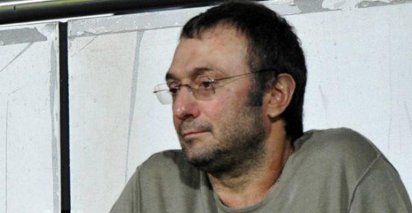 Russian senator Suleyman Kerimov