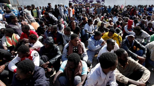 African migrants traded in Libya's 'slave markets'