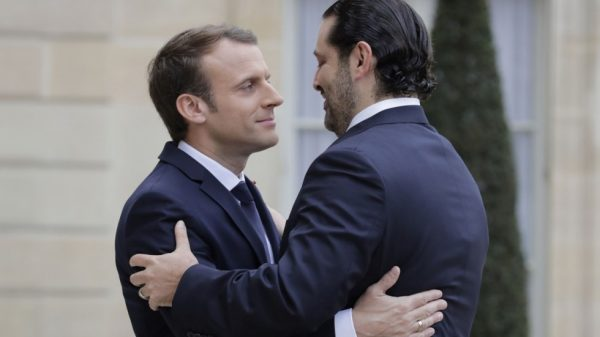 Lebanese Prime Minister Saad Hariri arrived in France on Saturday from Saudi Arabia, where his shock resignation announcement two weeks ago sparked accusations that he was being held there against his will.