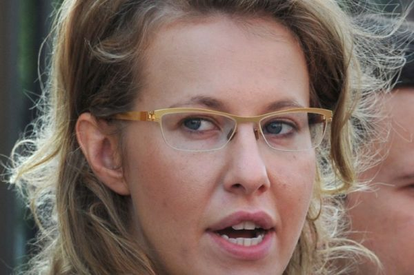 Russian journalist, reality TV host and socialite Ksenia Sobchak will run in the 2018 election
