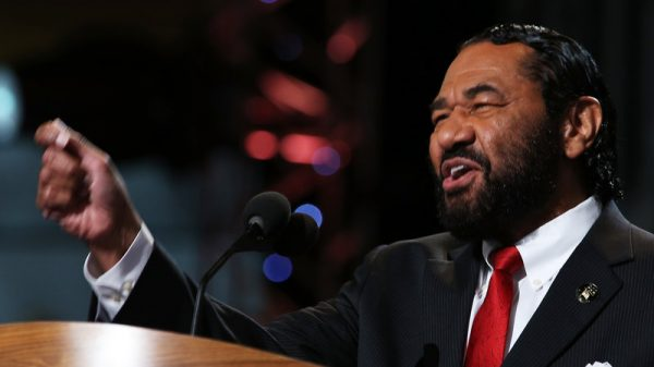 Rep. Al Green, D-Texas, introduced a resolution to impeach President Trump, but Democratic leaders joined the vote to table the motion.