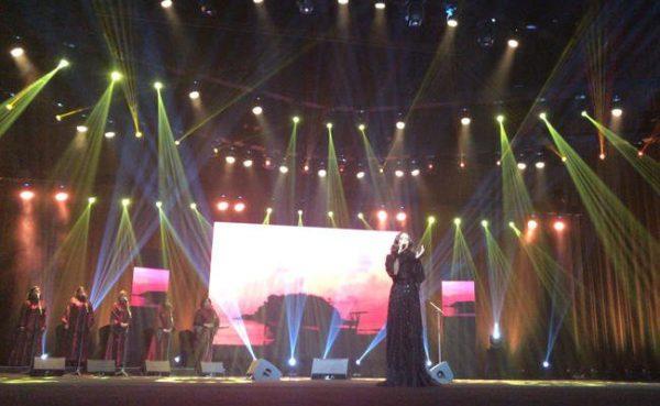 tawaji concert Riyadh