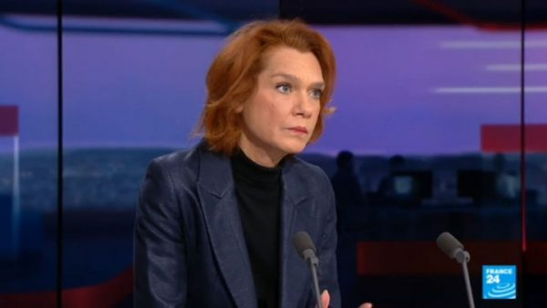 "Asli Erdogan: ""People are afraid to breathe,"" she says adding :'Thousands of students are in jail for one tweet'"