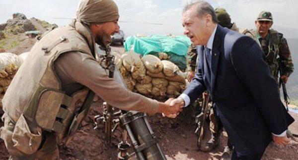 """Turkish President Recep Tayyip Erdogan has been caught funding ISIS militants in order to advance his Middle East agenda to kill Kurds in Syria, a Turkish MP has revealed. """"Erdogan uses ISIS [Islamic State/IS, also known as ISIS/ISIL] against the Kurds. He can't send the Turkish Army directly to Syrian Kurdistan, but he can use ISIS as an instrument against the Kurds. He has a greater Ottoman Empire in his mind, that's his dream, while ISIS is one of the instruments [to achieve it],"""" Selma Irmak, a Turkish MP from the Peace and Democracy Party told the Russian media on Monday. ."""