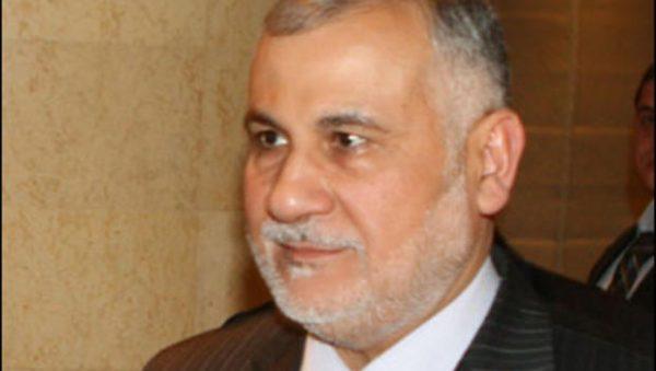Ex Iraqi minister Abdul Falah al-Sudany