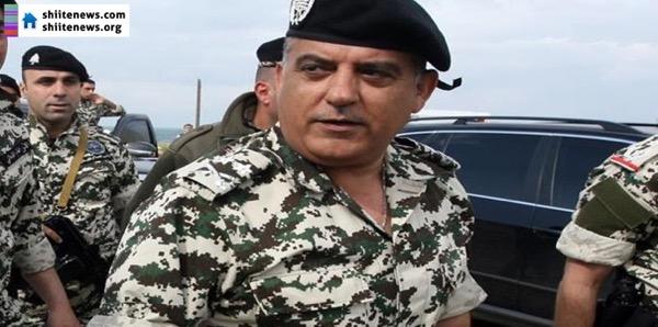 General Security chief Maj. Gen. Abbas Ibrahim