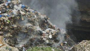 HRW petition garbage lebanon