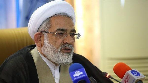 Iran's Prosecutor General Mohammad Jafar Montazeri