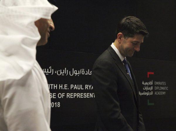 Paul Ryan Emirates