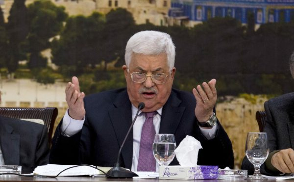Palestinian president Mahmoud Abbas , who sees Jerusalem as the capital of the Palestinian future state, says the U.S. peace plan will be dead on arrival.
