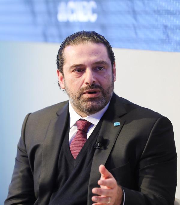 hariri, cnbc