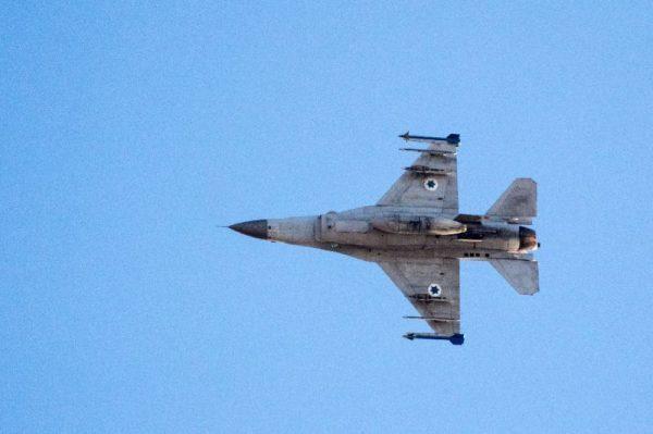 israel air strike Syria hezbollah