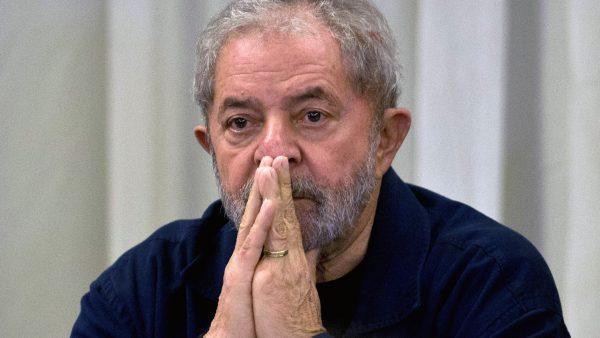 Former Brazilian President (2003-2011) Luiz Inacio Lula da Silva NELSON ALMEIDA/AFP/Getty Images)