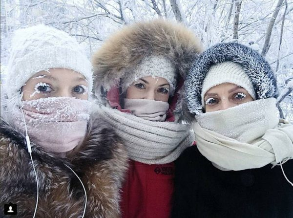 Temperatures in the remote, diamond-rich Russian region of Yakutia on Tuesday plunged to minus 67 degrees Celsius (minus 88.6 degrees Fahrenheit) in some areas.