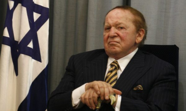 Sheldon Adelson a casino magnate and Jewish American billionaire offered to pay for at least part of a new U.S. embassy in Jerusalem
