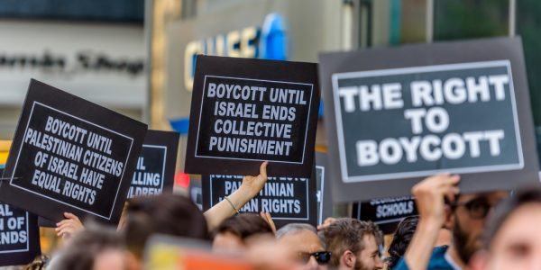 The Mennonite Church in Wichita Kansas USA voted in July last year to divest itself from American companies that profit off of Israel's occupation of the Palestinian territories.