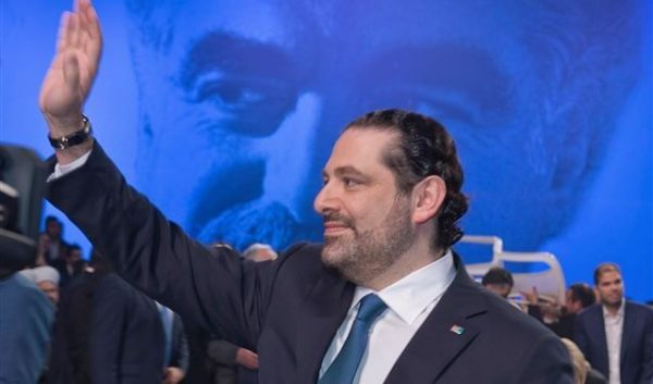 "Lebanese Prime Minister Saad Hariri on Wednesday ruled out any alliance with Hezbollah for the parliamentary elections set for May. Dismissing an alliance with Hezbollah for the parliamentary pool, Hariri said: ""We are not a movement that accepts people that put themselves into a racist and sectarian box, lock it and then throw the key away,"""