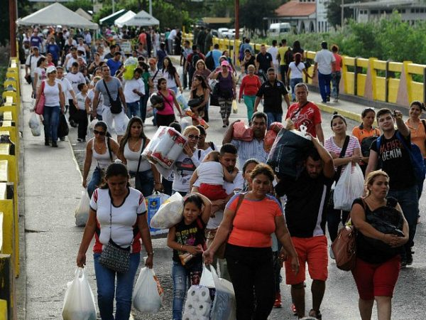 Starved Venezuelans looking for an escape from the socialist tyranny controlling their government have begun to flee in droves, challenging the immigration agencies of nations around the world.