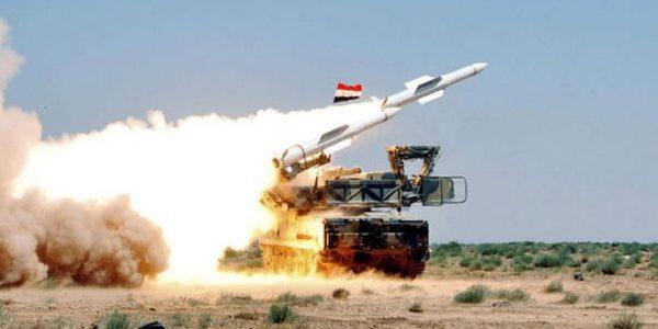 syria israel fight