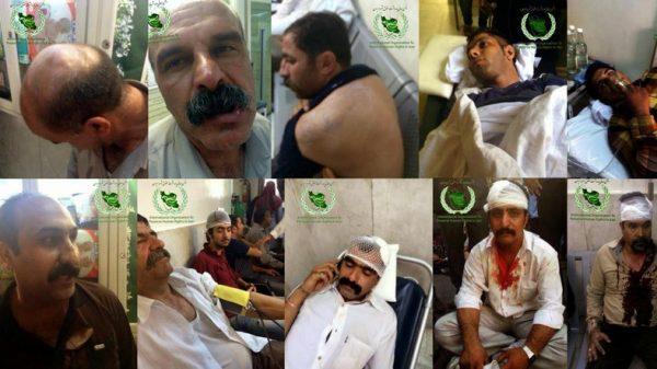 Sufi iranians on hunger strike