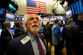 Stocks took off across the board on Monday as concerns over a trade war abated. (Michael Nagle/Bloomberg)